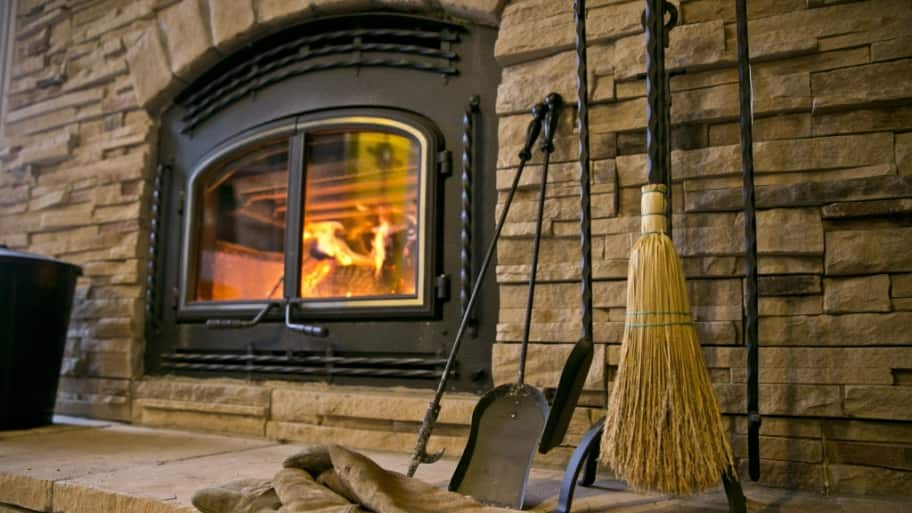 4 wood burning fireplace options to heat your home angie for Best heating options for home