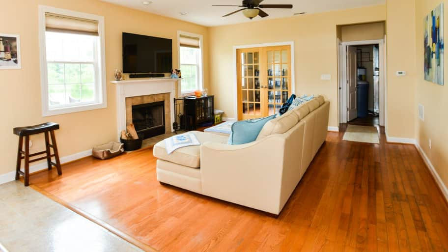 Hardwood Flooring Living Room Part 40