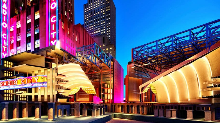Radio City Music Hall Zoom