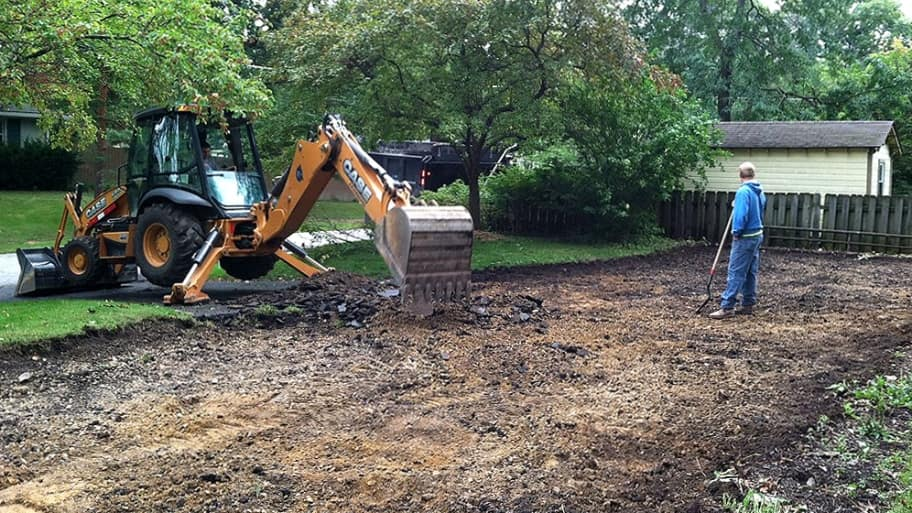 Captivating Yard Grading, Yard Leveling