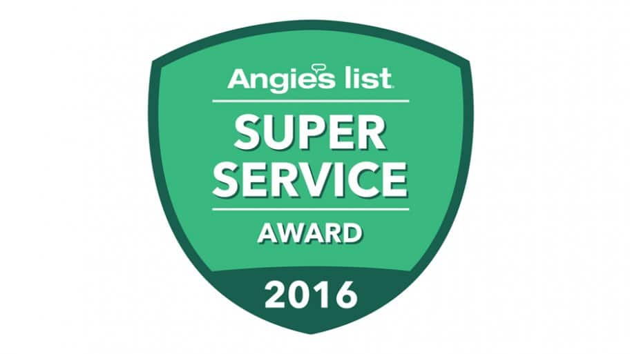 what's so super about the angie's list super service award