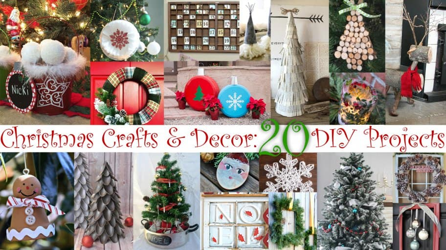 Create One Of These Stunning DIY Christmas Projects For Your Holiday Decor Image By Angies List