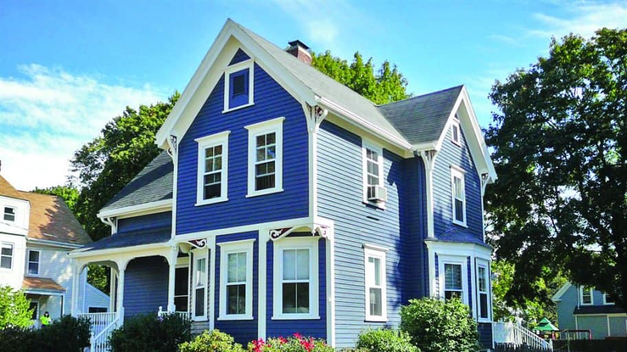 How much does it cost to paint a house angie 39 s list - Exterior house painting costs property ...