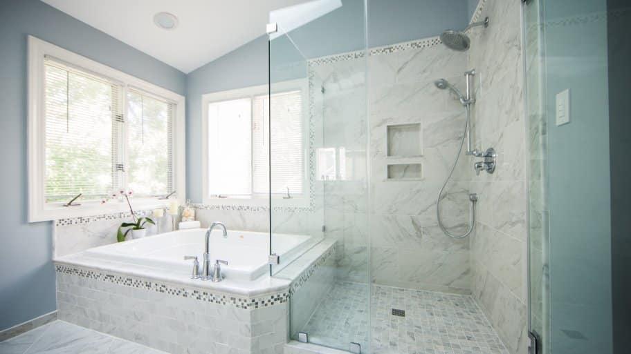 Custom Master Bathroom Set
