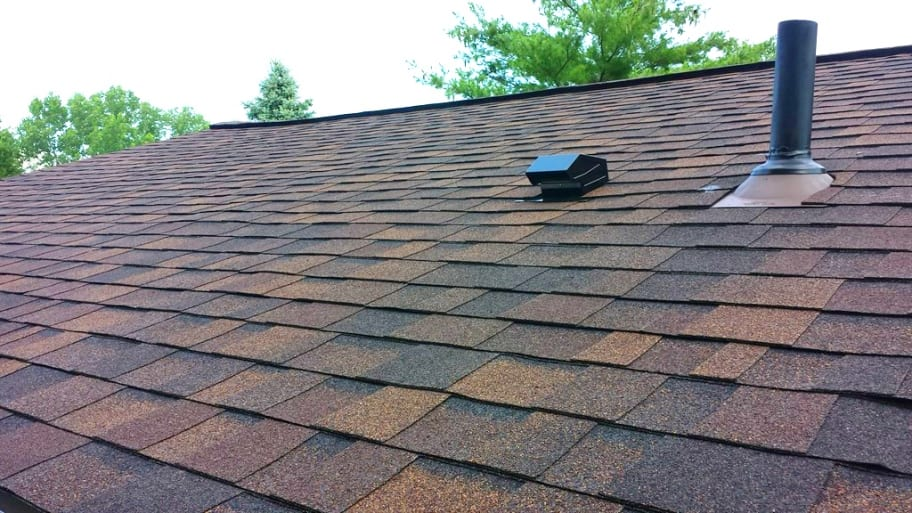 New Asphalt Shingle Roof