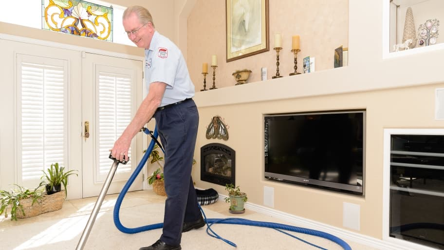 Carpet Cleaning: What to Do When Spots Return