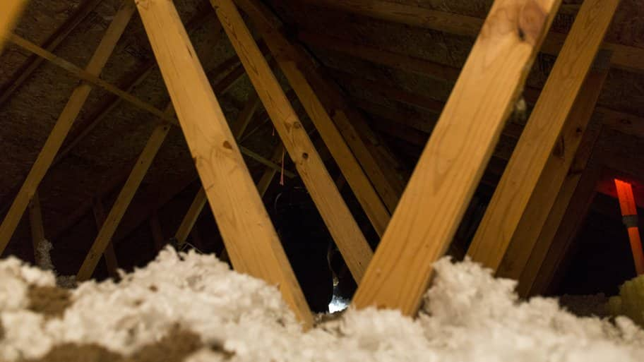 attic insulation & How Much Does Attic Insulation Cost? | Angieu0027s List