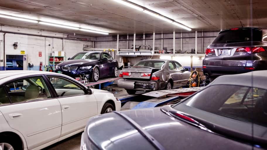 Car Dealer Service Scams