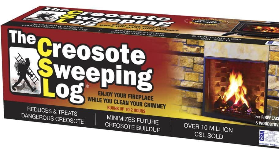 Puratron Fireplace Insert Part - 47: Marvelous Cleaning Log For Fireplace Part - 6: Creosote Sweeping Log