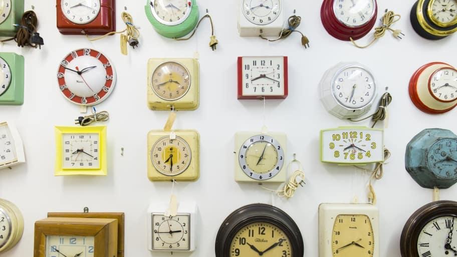 Clock Repair Antique