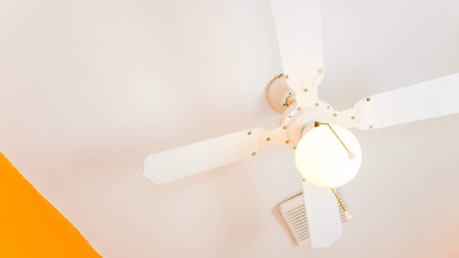 What are ceiling fan light kits angies list cool down and light up your home when you install a ceiling fan light kit mozeypictures Images