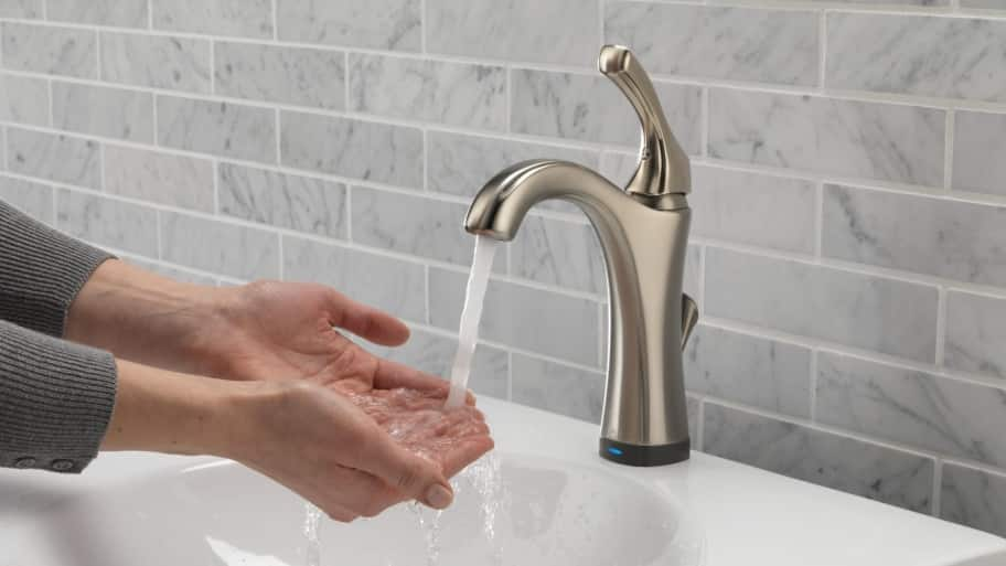 Delta Touch2o No Touch Bathroom Faucet