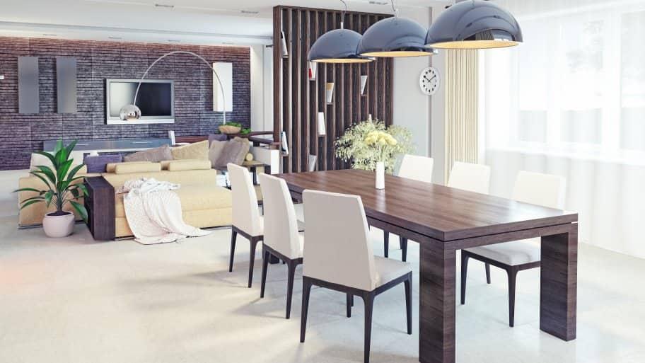 Dining Room Lighting Trends
