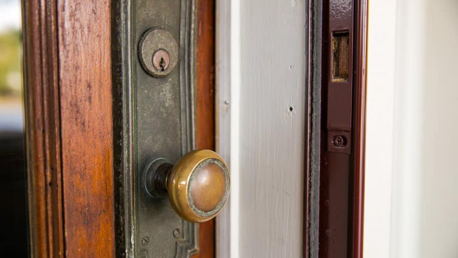 Beware of Wood Rot in Exterior Door Frames | Angie\'s List