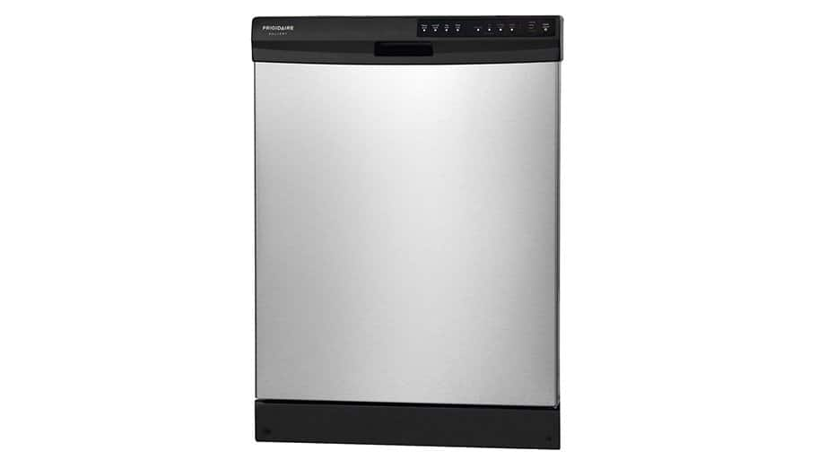 Dishwasher review frigidaire gallery 24 inch built in dishwasher frigidaire gallery dishwasher in stainless steel fgbd2438pf publicscrutiny Image collections
