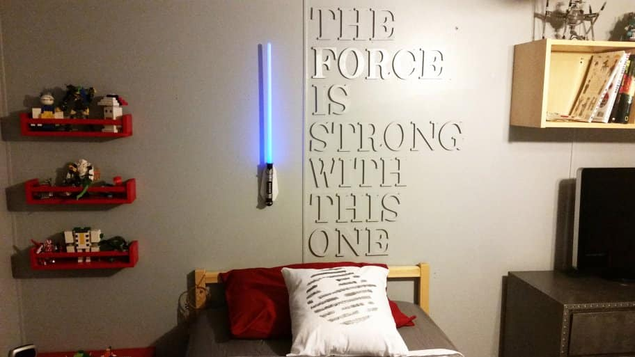 Star Wars Room Ideas