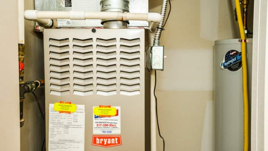 If your furnace is acting up, your solution may be as simple as replacing your filter. (Photo by Summer Galyan)