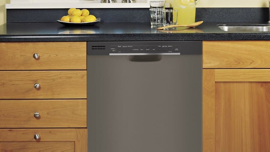 GE Built-In Dishwasher w/ Front Controls GDF520PMJES