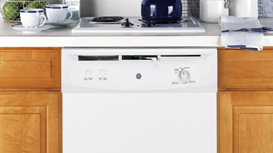 Dishwasher Review: GE Spacemaker Under The Sink Dishwasher In Stainless  Steel GSM2260VSS