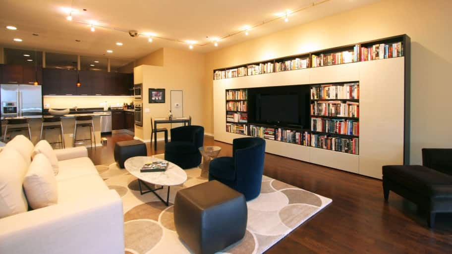 learn how to use accent task ambient lighting angie 39 s list. Black Bedroom Furniture Sets. Home Design Ideas