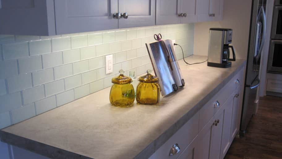 Superior The Cost Of Concrete Countertops