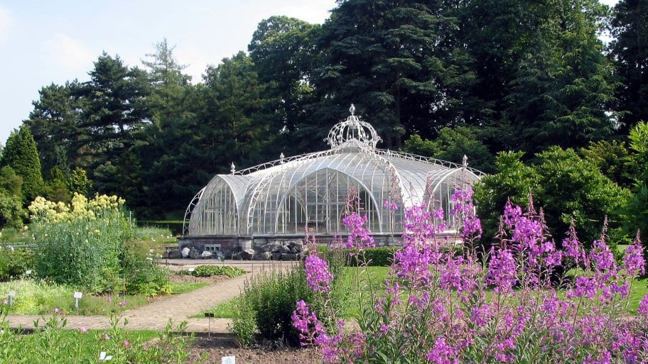The Botanic Garden Meise (Image courtesy of Jean-Pol GRANDMONT)