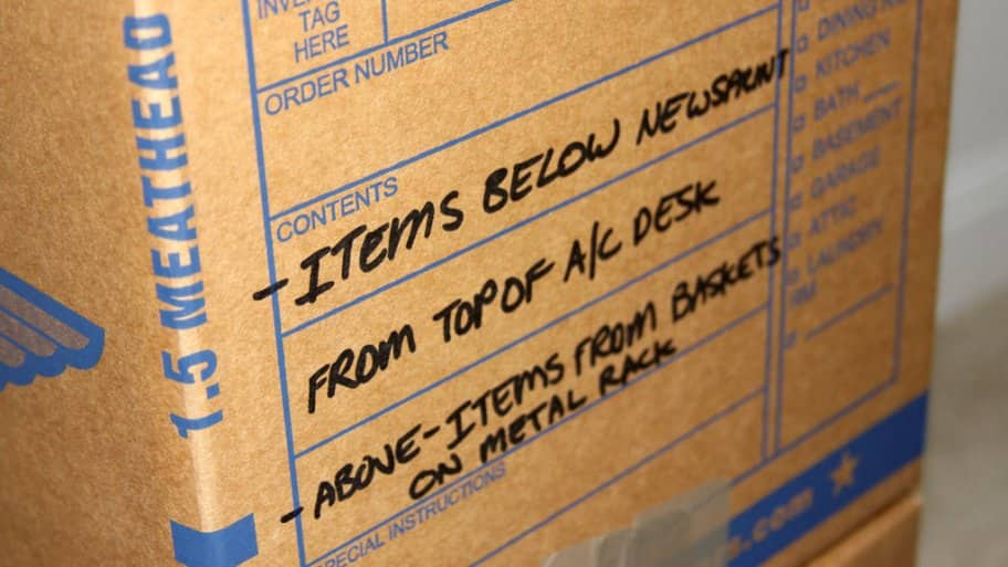If you're considering moving yourself, be sure you understand the various expenses involved. (Photo courtesy of Meathead Movers)