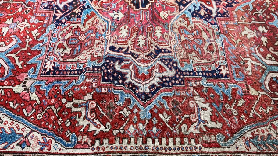 Oriental Rugs Require Special Care When It Comes To Cleaning Photo By Frank Eh