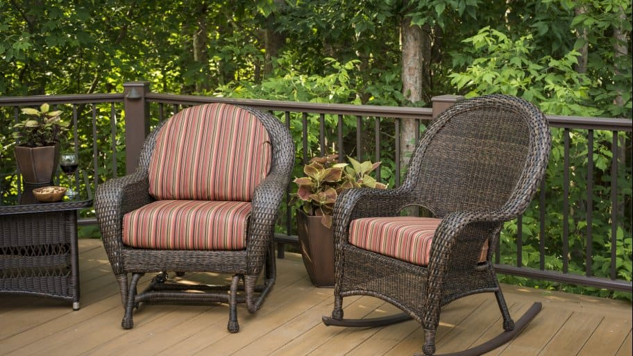 spring cleaning patio furniture angie s list rh angieslist com cleaning resin wicker patio furniture Target Wicker Patio Furniture