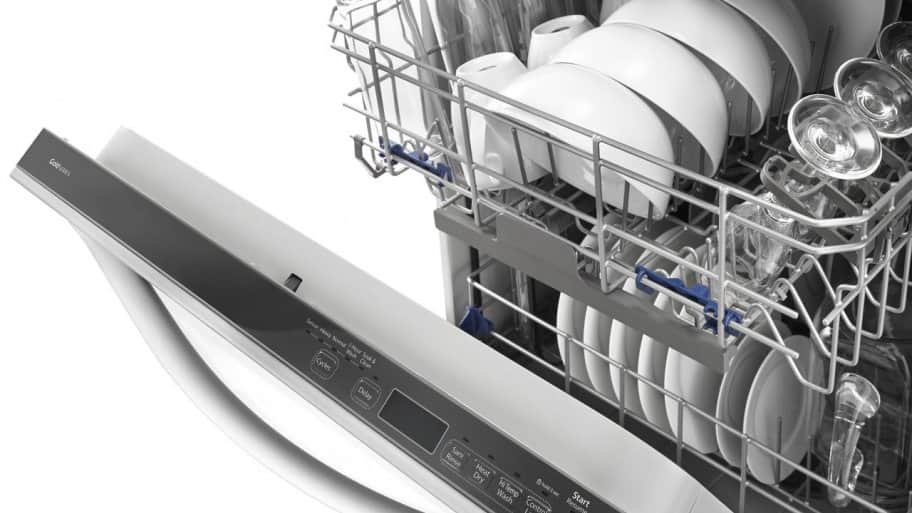 Dishwasher Review Whirlpool 24 Inch Built In Dishwasher
