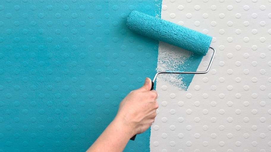 Amazing Paintable Textured Wallpaper