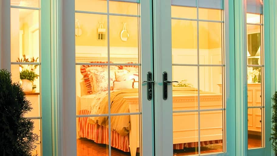 Perfect Exterior Patio French Doors By Pella