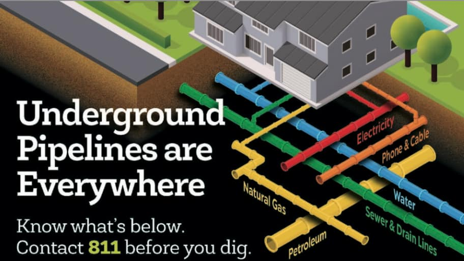 Call 811 Before You Dig To Prevent Safety Risks Angie S List