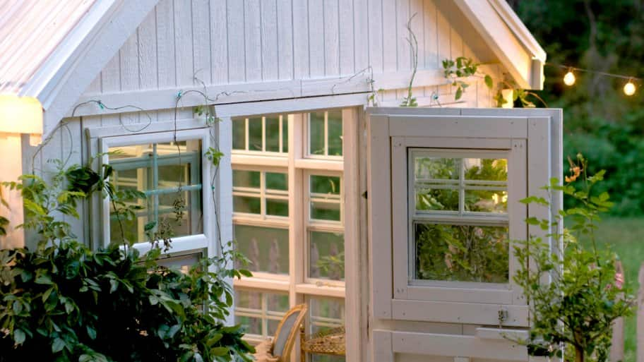How To Build A Charming Diy She Shed