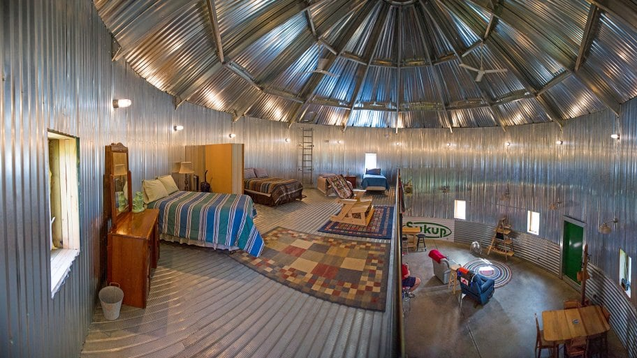 Couple Creates Grain Bin Silo Home Angie S List Make Your Own Beautiful  HD Wallpapers, Images Over 1000+ [ralydesign.ml]
