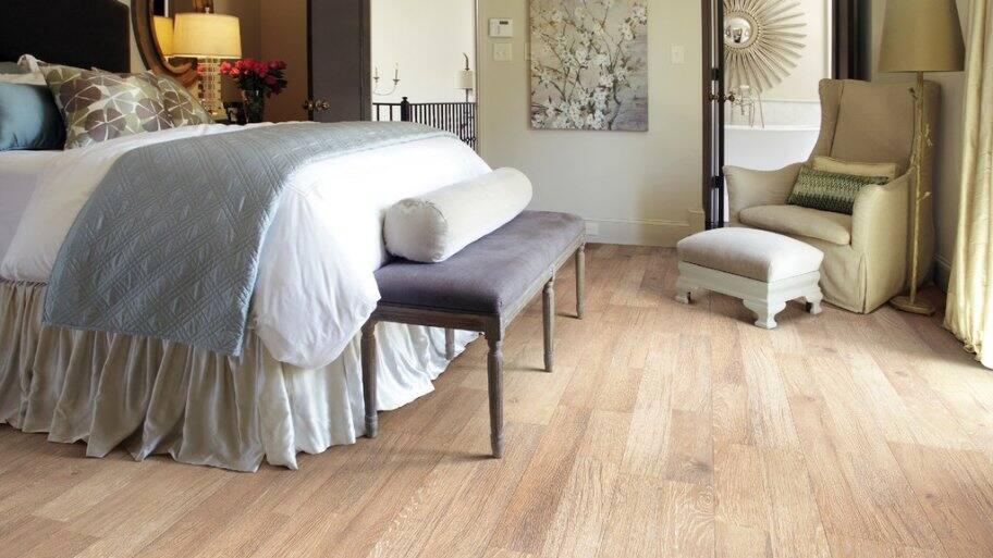 light vinyl flooring
