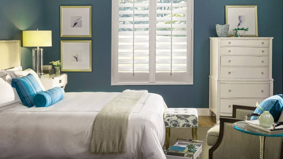 Beau Window Treatments In Bedroom