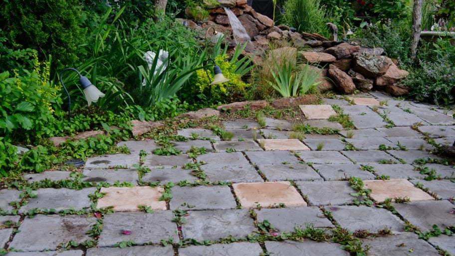 5 Steps to Level Your Paving Stone Walkway Angies List