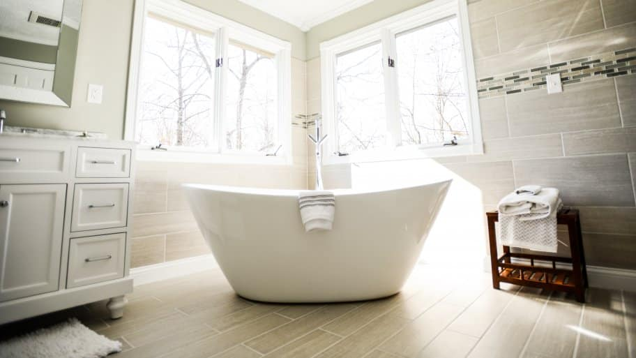 how to clean an acrylic bathtub correctly | angie's list