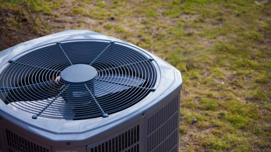It's important to get an annual tune-up and clean out any dirt or grime that may be slowing things down in your A/C unit. (Photo by Katelin Kinney)