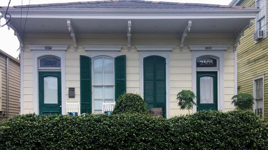 What Is a Shotgun House? | Angie's List Lanscapting Shotgun House Design on