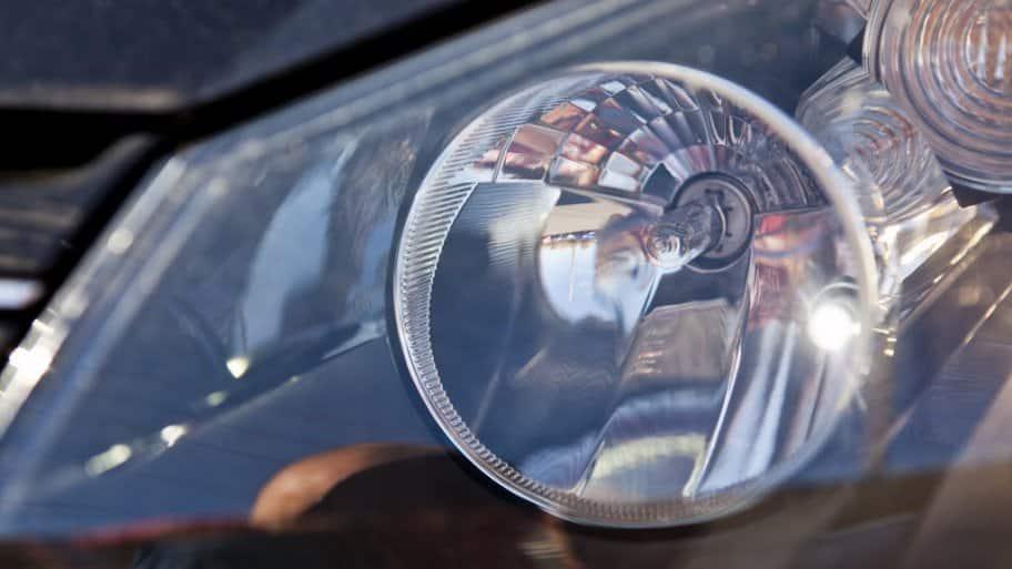 Headlight Repair Lens Tape for Mercedes B-Class Fix Clear Main Beam Lamps