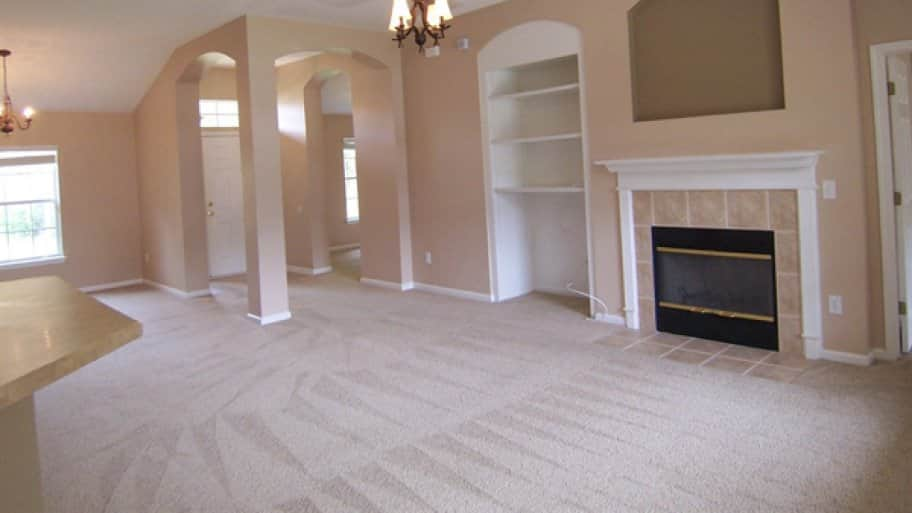 Vacuuming regularly and taking other proactive measures can help your carpet stay looking brand-new. (Photo courtesy of Angie's List member Kris S. of Jacksonville, Fla.)