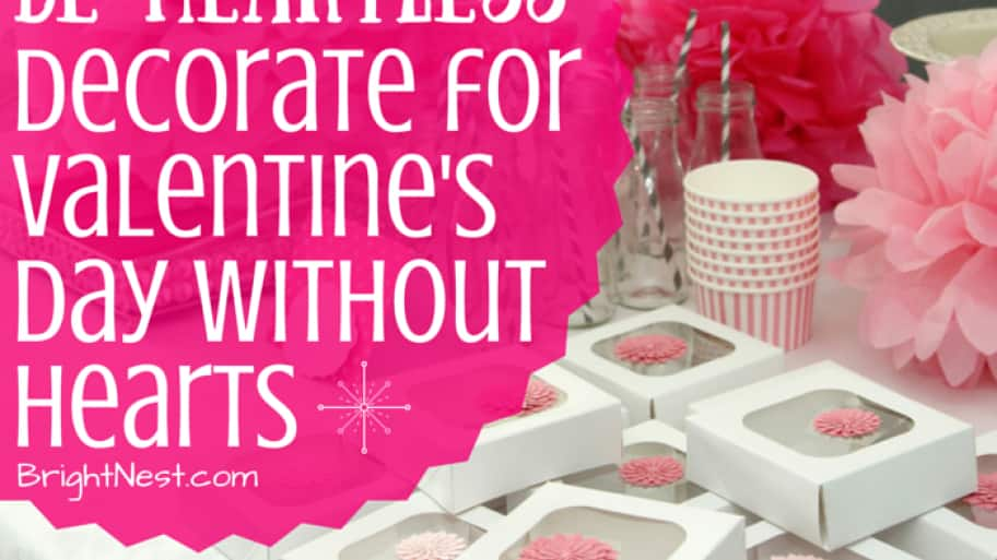 pink kitchen decorating ideas.htm be heartless decorate for valentine s day without hearts  decorate for valentine s day without