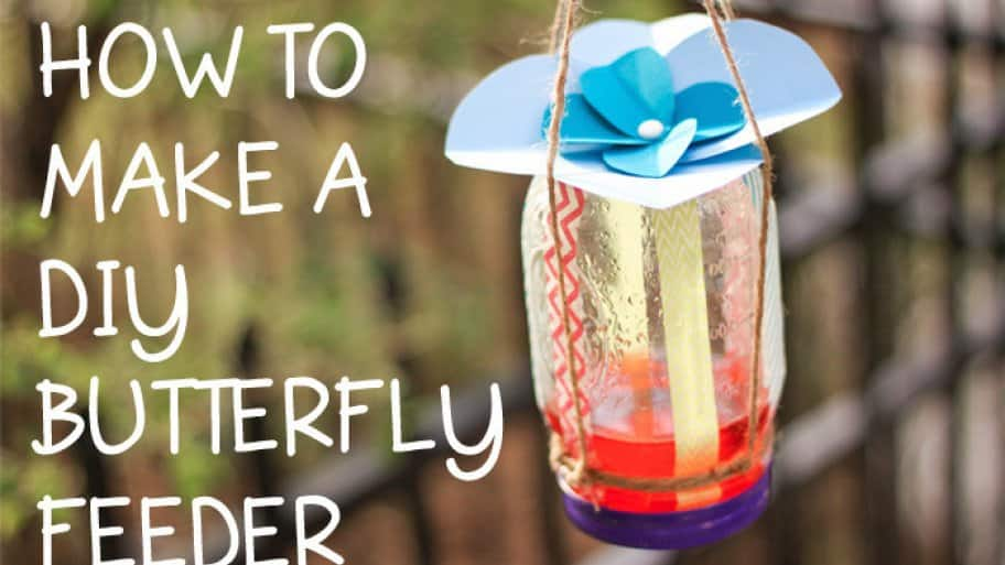 jar decoration ideas.htm attract butterflies by making a diy feeder in 6 simple steps  attract butterflies by making a diy