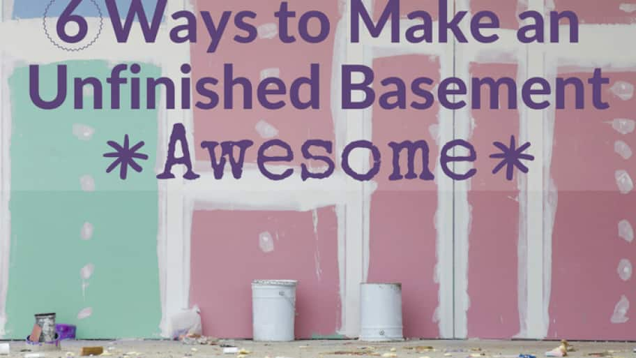 6 Ways To Make An Unfinished Basement Awesome Angie S List
