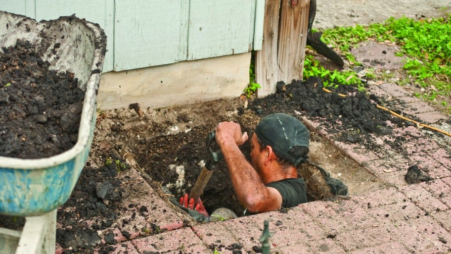 Foundation repair cost can skyrocket quickly. Learn the factors. Photo by Aiessa Ammeter