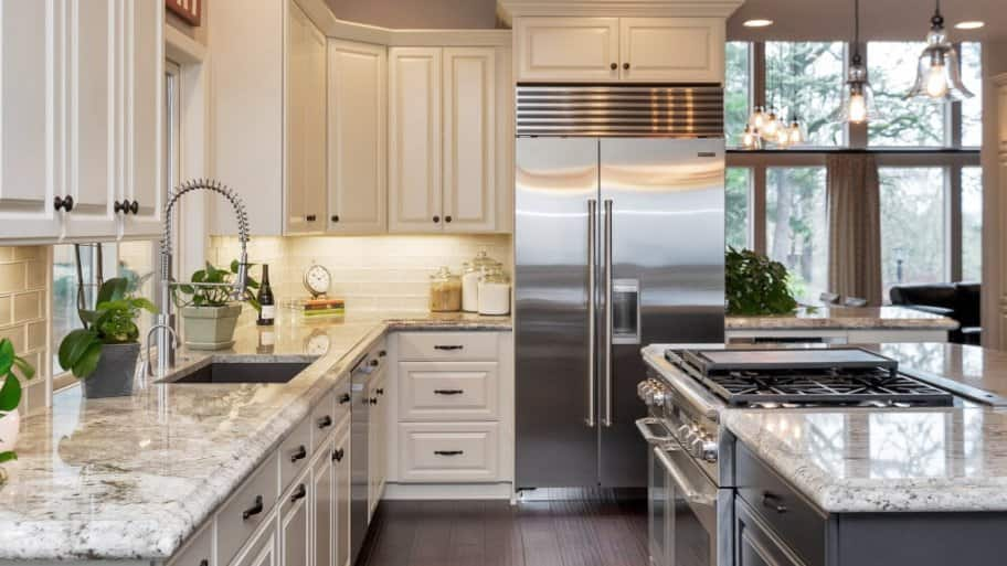 Trouble Free Plans In Kitchen Cabinets The Best Routes