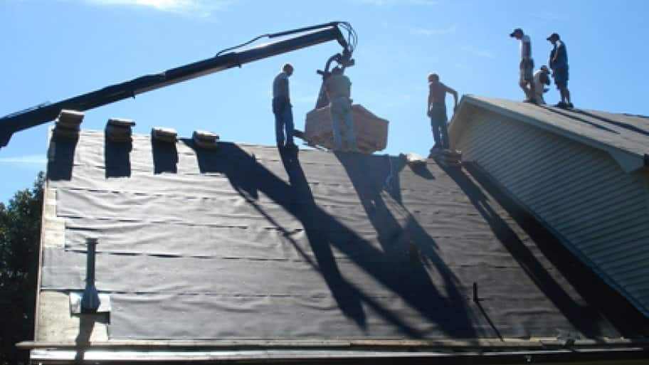 Avoid roofing contractors who demand you sign a contract on the spot.