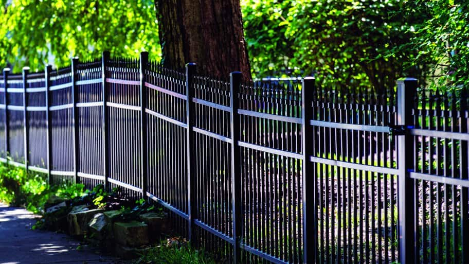 How Much Does It Cost to Install a Wrought Iron Fence
